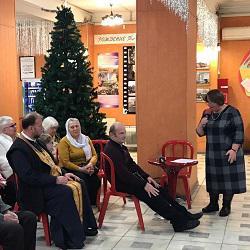 Встреча с жителями района