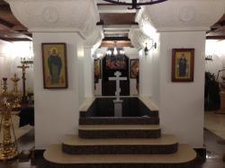 Крещение в нашем храме