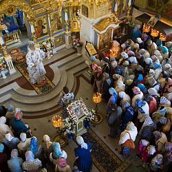 Внешний вид в храме