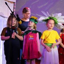 Генеральная репетиция к Пасхальному спектаклю в ДК «Заречье»: