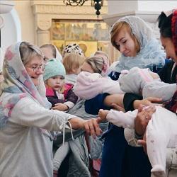 Детская БОЖЕСТВЕННАЯ ЛИТУРГИЯ 23 декабря