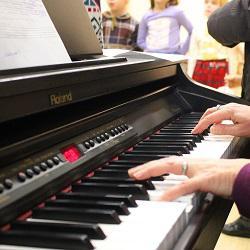 30 декабря в Воскресной школе состоялось праздничное мероприятие