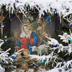 С Рождеством Христовым, дорогие наши прихожане!