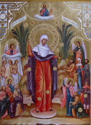6 ноября. Икона Богородицы