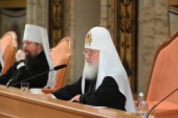 Епархиальное собрание духовенства города Москвы