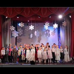 Рождественский спектакль воскресной школы