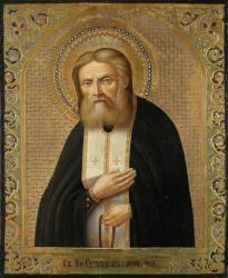 15 января. День памяти преподобного Серафима Саровского