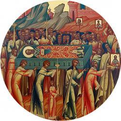 Молебен с акафистом Святителю Николаю Чудотворцу